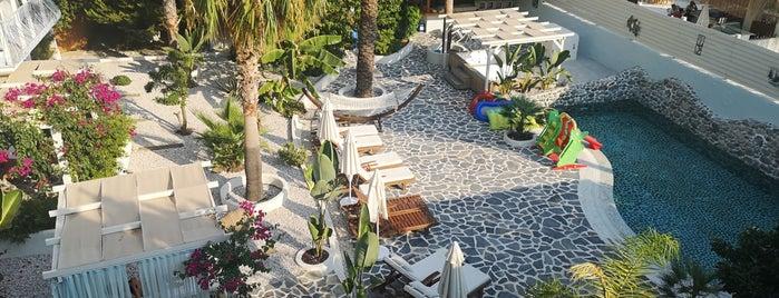 Salonika Suites is one of Butik Otel.