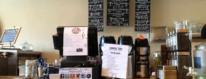 The Source Cafe is one of Hermosa Beach.
