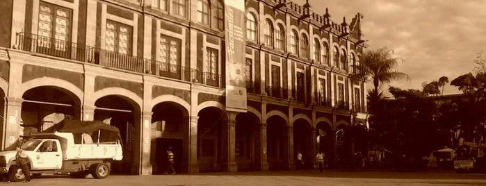 Palacio de Gobierno is one of CDMX.