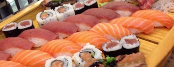 Sushi Tomy is one of nihonryori.