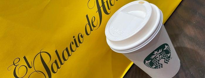 Starbucks Reserve is one of Nuevos lugarcitos.