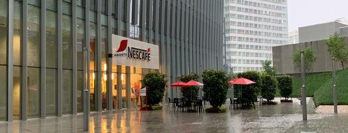 Cafetería Nescafé is one of Cafeterías.