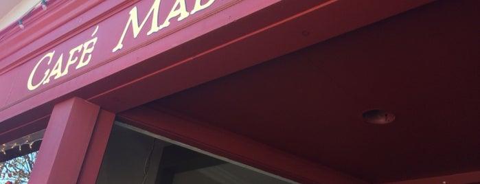 Cafe Madeleine is one of Lieux qui ont plu à Paul.