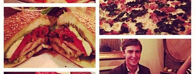 Rubirosa Ristorante is one of New York: Pizza.