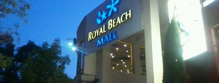 Royal Beach Mall is one of Tempat yang Disukai Smiley.