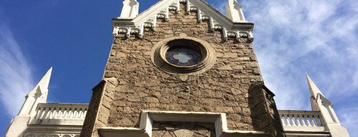 Catedral Metodista do Rio de Janeiro is one of Locais curtidos por Lays.