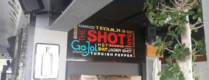 Crazy The Shot Bar is one of Lugares favoritos de Mustafa.