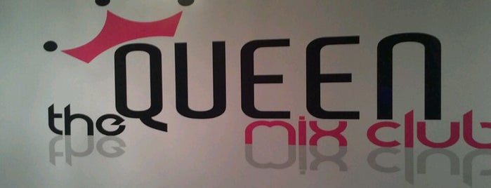 The Queen Mix Club is one of taksim.