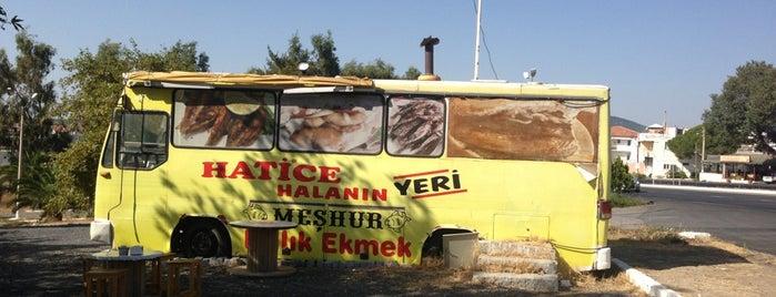 Hatice Halanin Yeri is one of สถานที่ที่บันทึกไว้ของ Emre.