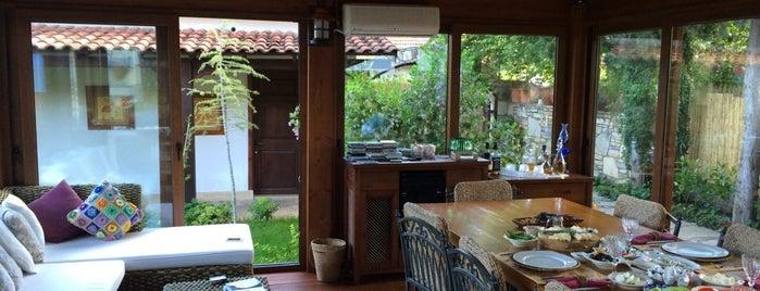 Kamarca House Hotel is one of Küçük ve Butik Oteller Türkiye.