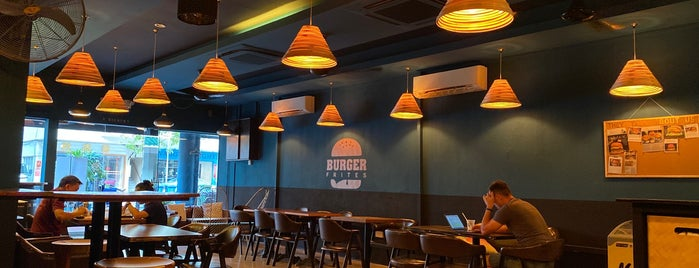 Burger Frites is one of My Saved Places (3).