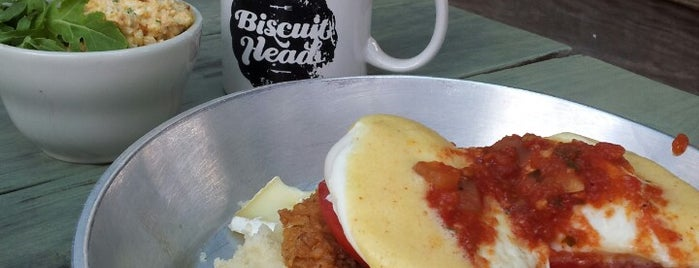 Biscuit Head is one of Asheville To Do.