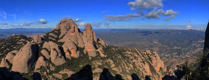 Muntanya de Montserrat is one of Oriol : понравившиеся места.