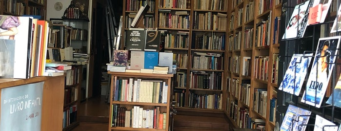 Letra livre is one of Bookstores - International.