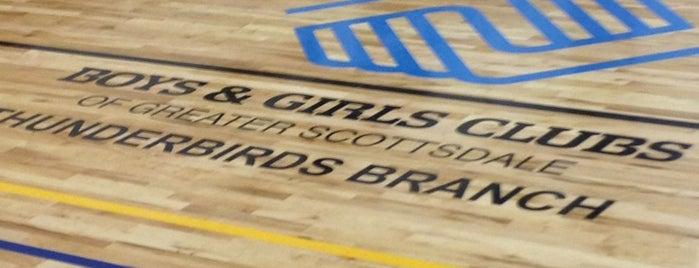 Boys & Girls Club is one of Brenda : понравившиеся места.