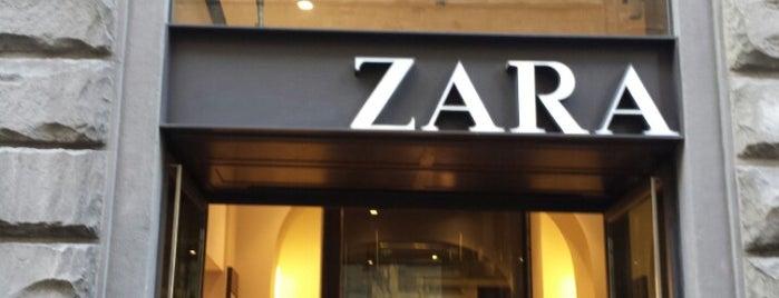 Zara is one of สถานที่ที่ Jan ถูกใจ.