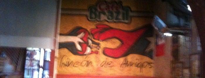 Café Brasil is one of Bar.
