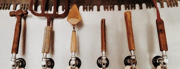 Burial Beer Co. is one of NC Craft Breweries.