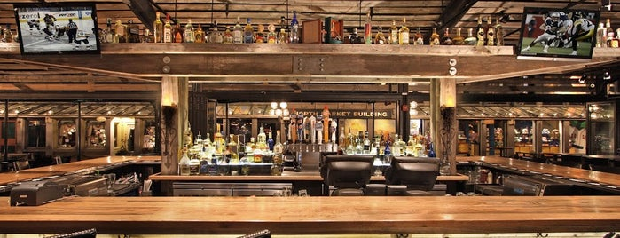 Mija Cantina & Tequila Bar is one of Boston Bars.