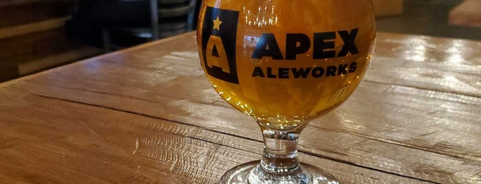 Apex Aleworks is one of BBQ Trip.