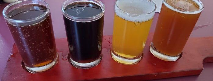 Tecopa Brewing Company is one of Road trip 2020.