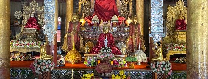 Nantaram temple is one of พะเยา แพร่ น่าน อุตรดิตถ์.