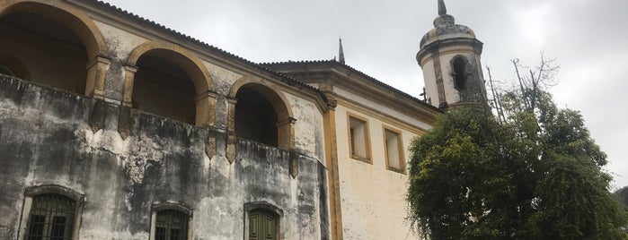 Museu Aleijadinho is one of Ouro Preto.