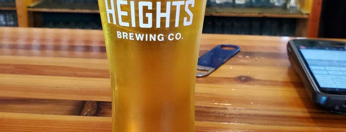 Southern Heights Brewery is one of Austin.