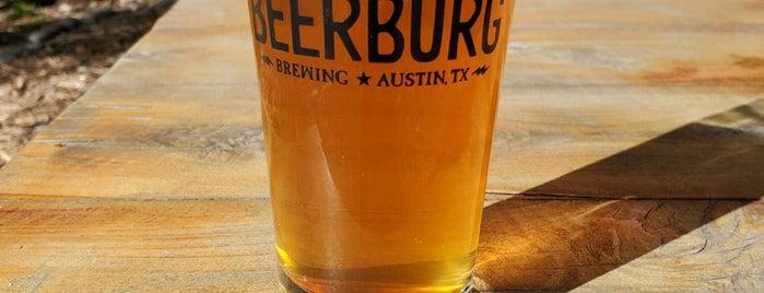 Beerburg Brewing Company is one of Activities AUS.