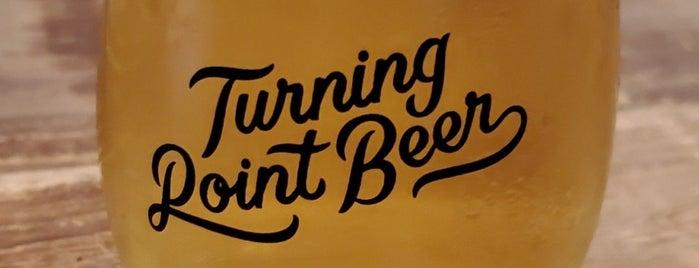 Turning Point Beer is one of Gespeicherte Orte von Alex.