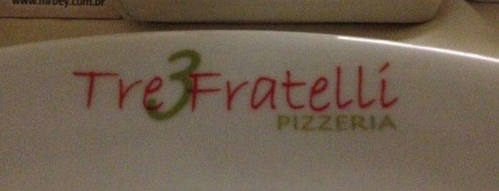 Tre Fratelli Ristorante e Pizzeria is one of Restaurante.