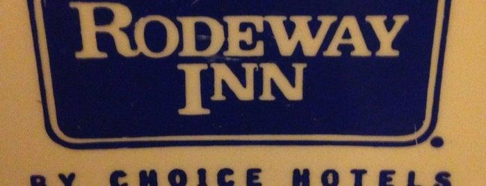 Rodeway Inn is one of สถานที่ที่ Deanne ถูกใจ.