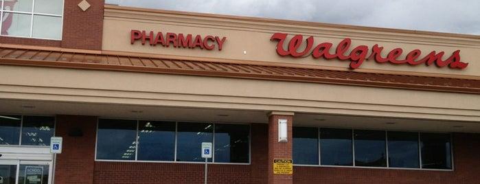 Walgreens is one of Posti che sono piaciuti a Kristen.