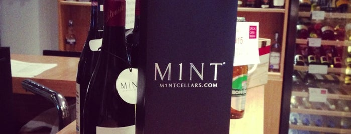 M1NT Cellars is one of Shanghai clubs and bars.