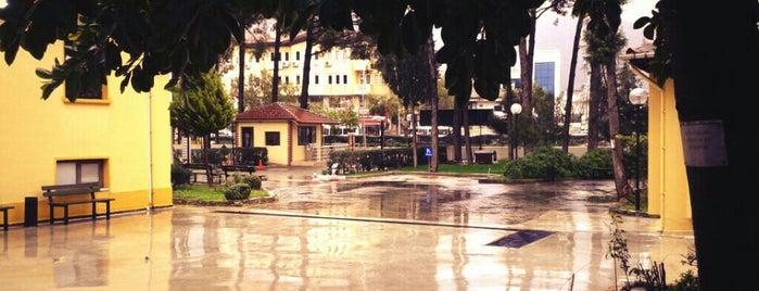 Sağlık Hizmetleri Meslek Yüksekokulu is one of Orte, die Burak gefallen.