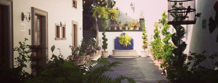 Hotel Boutique Posada De Las Flores is one of Hoteles.