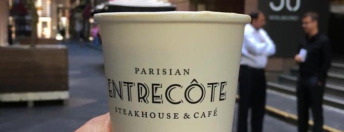 Entrecôte City is one of Wishlist.