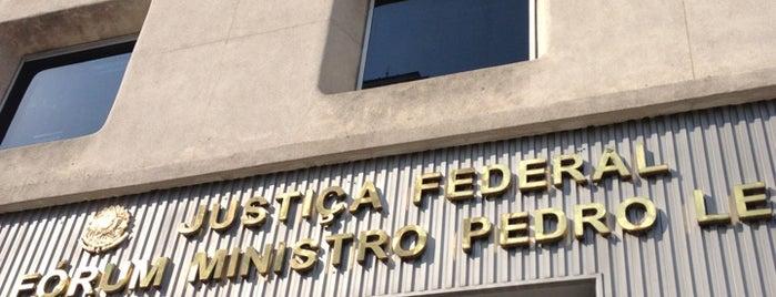 Justiça Federal is one of Alexandre : понравившиеся места.