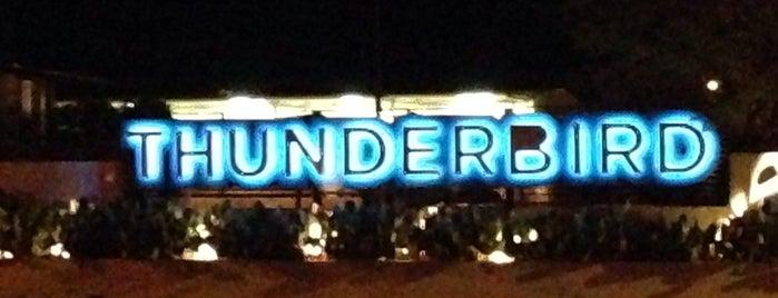 Thunderbird Hotel is one of Marfa, TX Spots.