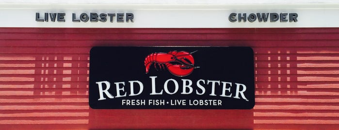 Red Lobster is one of Griss 님이 좋아한 장소.