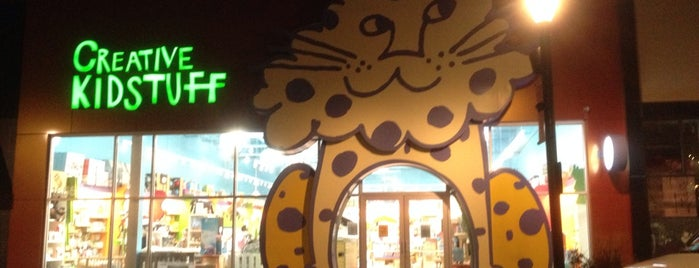 Creative Kidstuff is one of สถานที่ที่ Alan ถูกใจ.