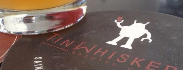 Tin Whiskers Brewing Co. is one of places to try.