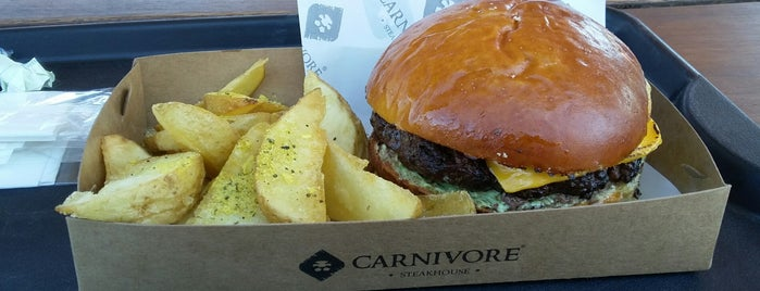 Carnivore is one of Curitiba.