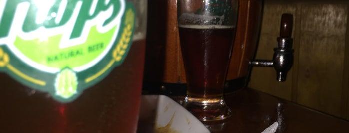 Hops Brew Pub is one of Jamhil'in Beğendiği Mekanlar.