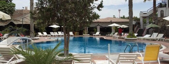 Hotel Villa Del Valverde is one of Tempat yang Disukai Jamhil.