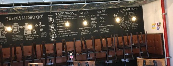 Origen - Tostadores de Cafe is one of América Latina.