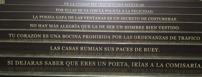 Casa de la Literatura Peruana is one of Jamhil'in Beğendiği Mekanlar.