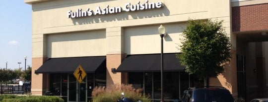 Fulin's Asian Cuisine is one of Lugares favoritos de Abe.