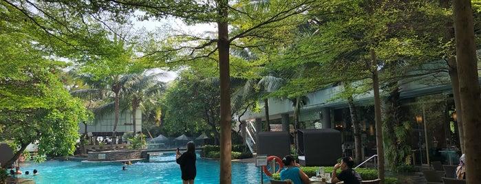 OPEN} Restaurant is one of Tempat yang Disukai Remy Irwan.