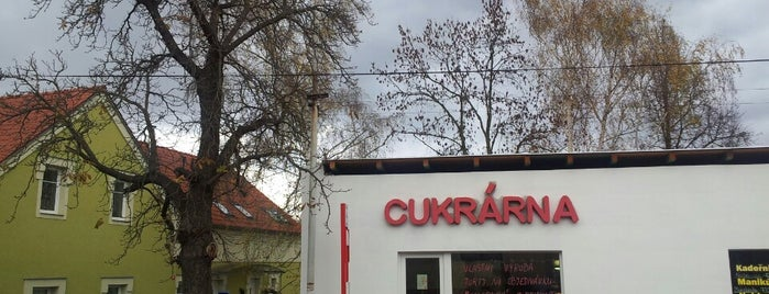Cukrárna ve Zdibech is one of Kde si pochutnáte na kávě doubleshot?.
